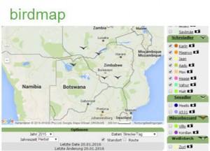 birdmap